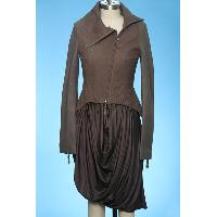 Ladies Woven Jacket / Ladies Woven Dress